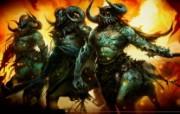 行会战争2 理想人生2 The Guild 2 游戏原画 宽屏壁纸 壁纸21 行会战争2 理想人生 游戏壁纸