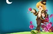 《英雄岛Online》官方游戏壁纸 游戏壁纸