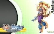 伊苏对空之轨迹 Ys VS Sora 壁纸2 伊苏对空之轨迹(Ys 游戏壁纸