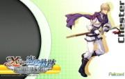 伊苏对空之轨迹 Ys VS Sora 壁纸3 伊苏对空之轨迹(Ys 游戏壁纸