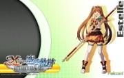 伊苏对空之轨迹 Ys VS Sora 壁纸7 伊苏对空之轨迹(Ys 游戏壁纸