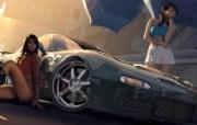 1080游戏汽车 游戏壁纸