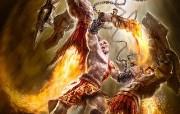 战神:奥林匹斯之链 游戏壁纸