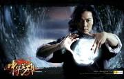 中华英雄 郑伊健代言壁纸 壁纸8 《中华英雄》郑伊健代 游戏壁纸