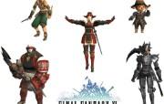 最终幻想11 游戏壁纸