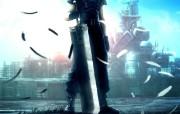 最终幻想7 危机核心 游戏壁纸