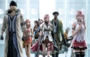 最终幻想系列 4 14 最终幻想系列 游戏壁纸