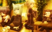 最终幻想 系列精美壁纸原画 壁纸12 《最终幻想》系列精美 游戏壁纸