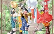 最终幻想 系列精美壁纸原画 壁纸41 《最终幻想》系列精美 游戏壁纸