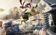 最终幻想 最新宽屏壁纸 壁纸30 最终幻想 最新宽屏壁 游戏壁纸