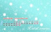 2010年1月宽屏日历壁纸 2010年1月宽屏日历壁纸 月历壁纸