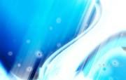 彩色世界之蓝色视觉主题壁纸 第一辑 月历壁纸
