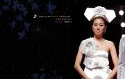 2月月历 珠宝模特桌面壁纸 YAHOO韩国二月月历壁纸 月历壁纸