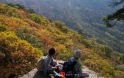 9月壁纸 山林秋色桌面壁纸 YAHOO韩国九月月历壁纸 月历壁纸