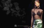 3月月历 时尚模特桌面壁纸 YAHOO韩国三月月历壁纸 月历壁纸