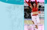 3月月历 啦啦队桌面壁纸 YAHOO韩国三月月历壁纸 月历壁纸