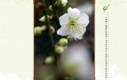 YAHOO韩国四月月历壁纸 壁纸18 YAHOO韩国四月月 月历壁纸