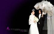 YAHOO韩国五月月历壁纸 5月月历 时尚婚纱桌面壁纸 Yahoo 韩国五月月历壁纸 月历壁纸