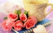 爱系列玫瑰壁纸 植物壁纸