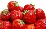 高清草莓桌面壁纸下载 植物壁纸