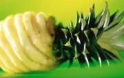 绿色主题 水果拍摄写真壁纸 壁纸15 绿色主题 水果拍摄写 植物壁纸