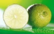 绿色主题 水果拍摄写真壁纸 壁纸16 绿色主题 水果拍摄写 植物壁纸
