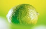 绿色主题 水果拍摄写真壁纸 壁纸20 绿色主题 水果拍摄写 植物壁纸