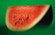 绿色主题 水果拍摄写真壁纸 壁纸28 绿色主题 水果拍摄写 植物壁纸