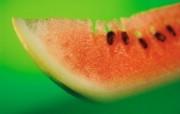 绿色主题 水果拍摄写真壁纸 壁纸29 绿色主题 水果拍摄写 植物壁纸